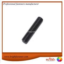 Varilla roscada de acero galvanizado B7 de alta resistencia