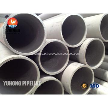 Inox tubos mecânicos A511 TP316L