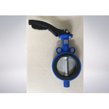 Blue Color Butterfly Valve