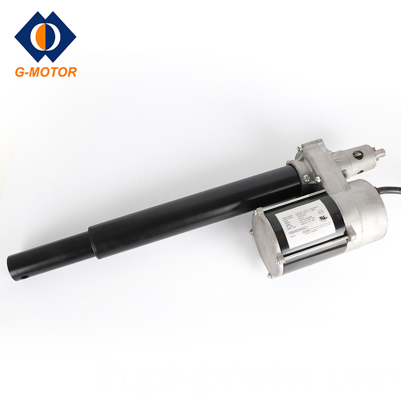 manual linear actuator