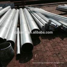 China suppliers wholesale schedule 80 galvanized steel pipe