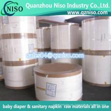 Materia prima competitiva de la pulpa de la pelusa del pañal del bebé de los EEUU del precio para la fabricación del pañal