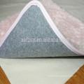 waterproof white rug pad non slip rug pad