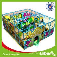Équipement d'aire de jeux pour enfants à usage professionnel LE-BY003