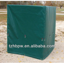 Tough, reusable, light, thermal insulation & waterproof Pallet Cover