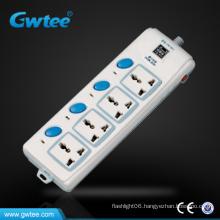 German male/female electrical plug and socket