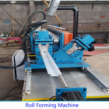 Double Out Celling Rollenformmaschine