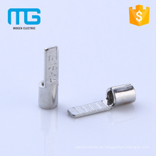 Posicione o terminal não-isolado da lâmina de Naker dado forma microplaqueta automotivo