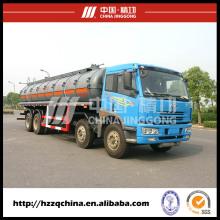 El fabricante chino ofrece el transporte del tanque de combustible de Dongfeng (HZZ5312GHY) con alta eficiencia para los compradores