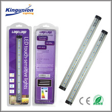 waterproof SMD 2835 aluminum led strip/ 12V IP65 rigid led strip/high lumen rigid led strip
