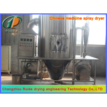 Special spray drying tower for letinous edodes powder