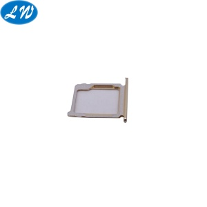 Oem Metal Precision Stamping Slot Card Part