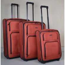 3PCS Luggage set trolley bag wholesale