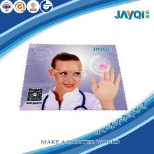 Microfiber Digital Printing Spectacle Cleaning Cloth