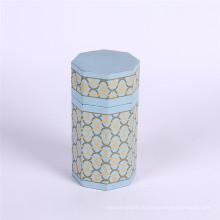 Изготовленное на заказ печатание коробки подарка дух упаковывая цилиндра