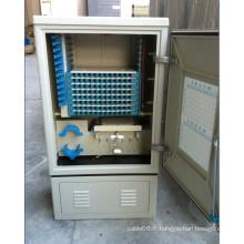 Fiber Cross Connect Cabinet -96cores avec 8 unités ODF