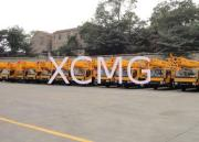 160 Ton Hydraulic Mobile Crane For Lifting Goods XCMG QY160