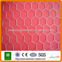 Heavily Hexagonal Chicken Wire Netting