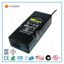 Fonte de alimentação de comutação de CA listada UL 120VAC a 12VDC 8 Amps