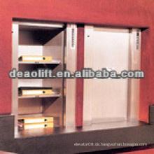 Maschineller Raumlose Dumbwaiter Aufzug mit guter Qualität