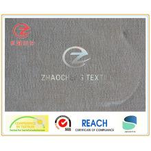 Tejido de pana unidireccional de 28W para uso en sofás (ZCCF057)