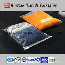 Vêtement de haute qualité avec sac de vêtements à glissière