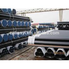 Горячее погружение Стальная труба ASTM A106 Big Diameter LSAW из Китая