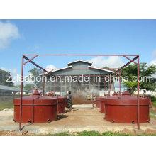 Máquina de fogão de carbonização de casca de coco tipo fluxo de ar