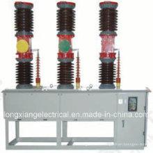 Disjoncteur de vide à haute tension extérieur Zw7 (40,5 kV)