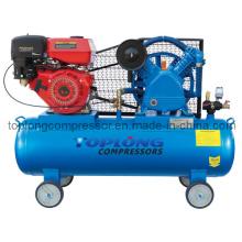 Bomba de aire de compresor de aire impulsado por gasolina de gasolina (Tp-0.6 / 12)