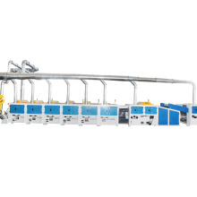 Textile Fabric Yarn Cloth Cotton Jean Waste Recycling Machine for Textile Waste Tearing