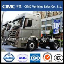 Proveedor de China de la cabeza del tractor de Hyundai 4 * 2