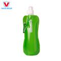Fournisseur de nouveaux produits chinois BPA gratuit Portable Pliable pliable Sports Bouteille d'eau