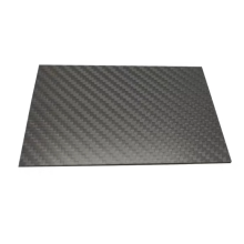 3K twill carbon fiber plate 3mm carbon sheet