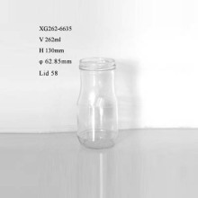 Glass Food Jar 262ml (XG262-6635)