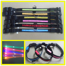 Pet Flash Collar LED Flash Produto Dog Collar
