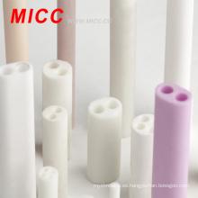 MICC 2 agujeros Cerámica industrial de cerámica aislante grano