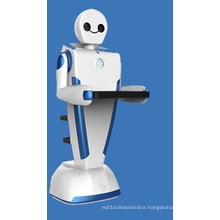 3rd Service Robot for Restaurant Delivery Food Robot Waiter