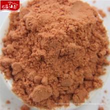 Fuente de fábrica al por mayor de alta calidad de goji baya orgánica en polvo