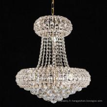 lustre de lustre à la maison allumant