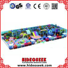 O fabricante profissional de China do estilo do oceano caçoa o campo de jogos interno para a venda