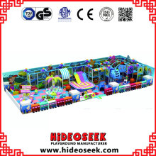 Стиль океан Китай Профессиональный Производитель дети крытая спортивная площадка для продажи