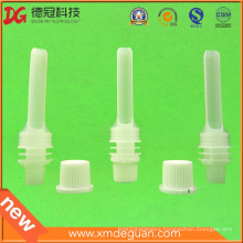 10mm Plastic Spout with Cap for Jelly Pouch Manufacturer