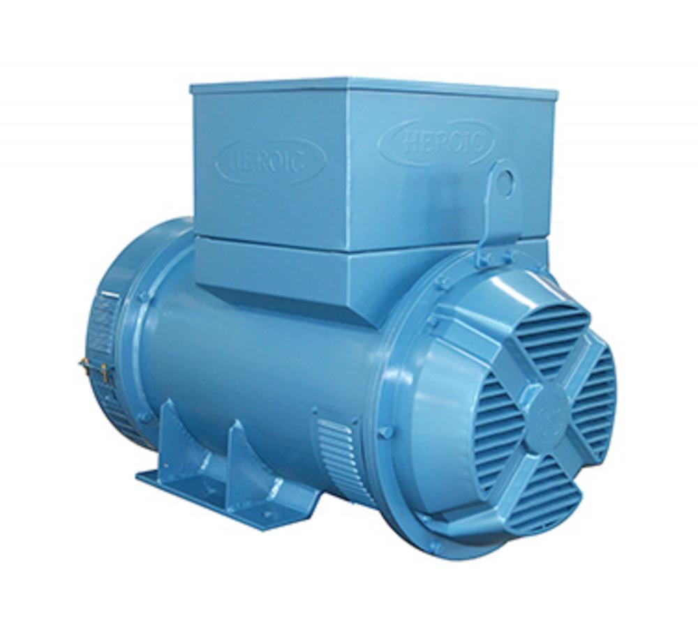 Blue Color 2800kw Marine Generator