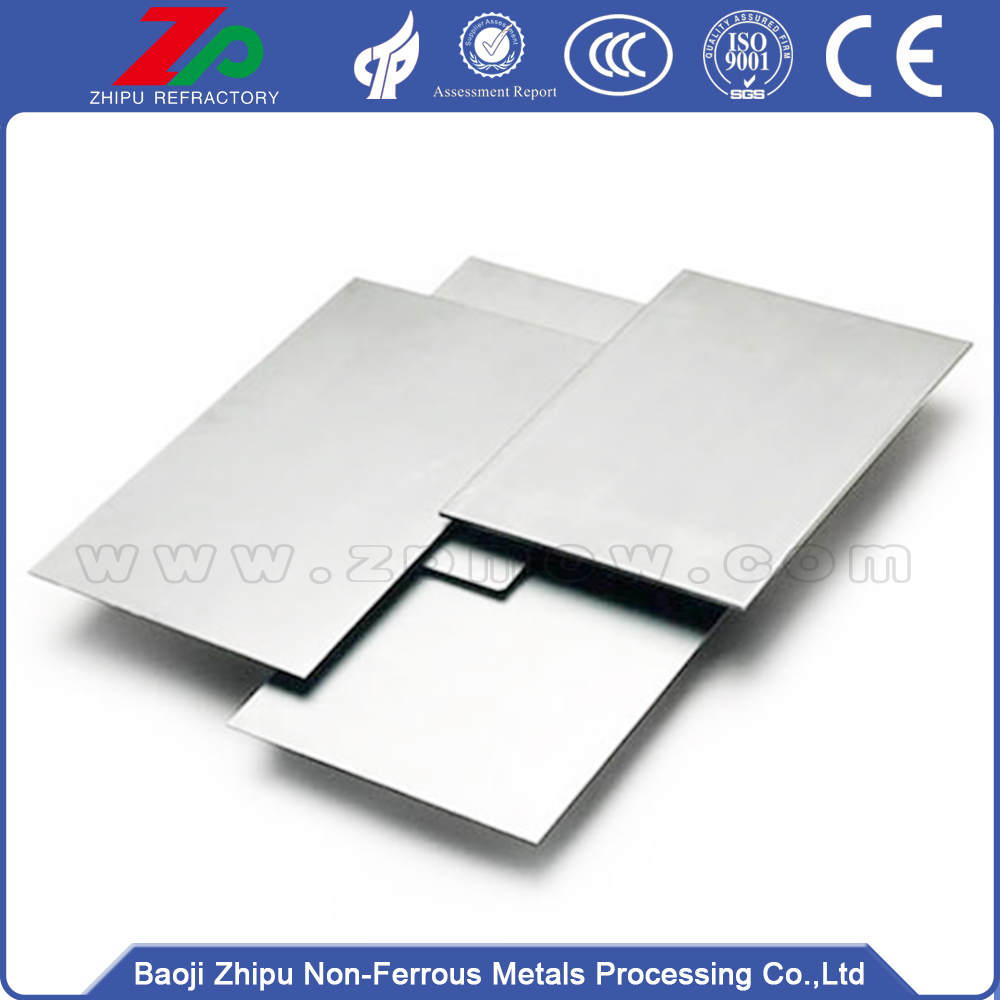Hot sale polished niobium plates