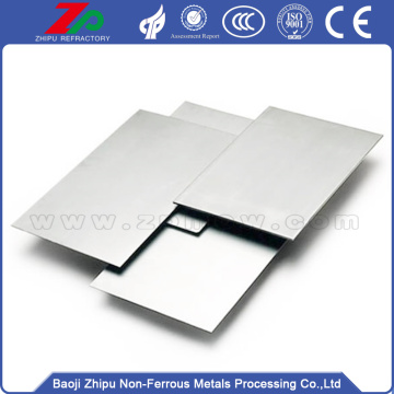 Hot Sale Niobium Sheet Plate