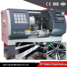 China Reliable Manufacturer Alloy Wheel Repair CNC rim repair machine AWR2840