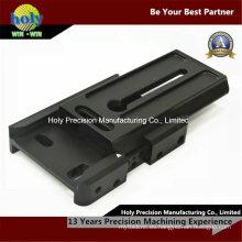 Tablero deslizante CNC que trabaja a máquina piezas fotográficas de aluminio del CNC del CNC