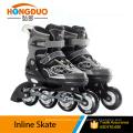sapatos de skate com skate / patins de flash inline