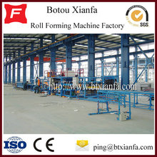 Color Steel Sheet EPS Composite Sheet Roll Forming Machine